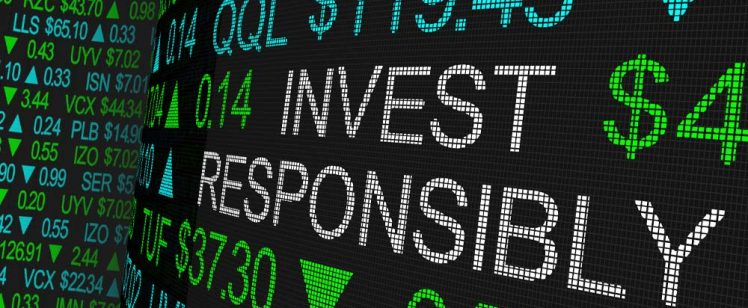 Investing Responsibly – Going Mainstream