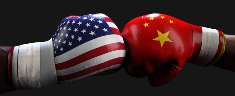 UK SQUEEZED BY ESCALATING US/CHINA TENSIONS