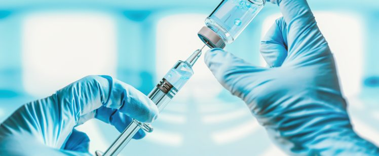 MARKETS CHEERED BY SUCCESSFUL VACCINE TRIAL